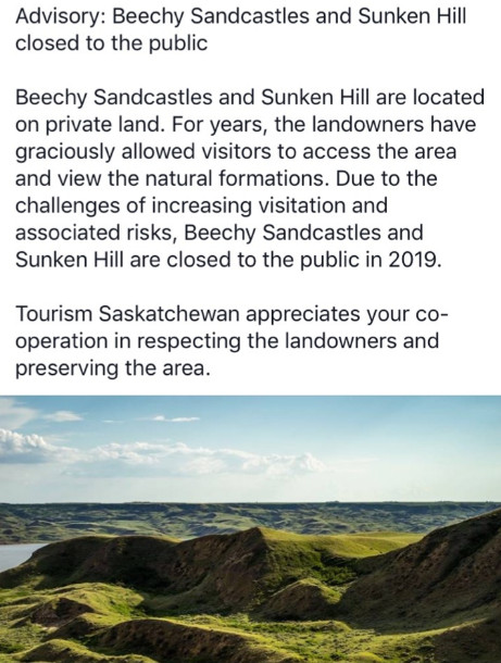 Sandhillls Closed